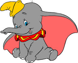 Disney's Dumbo - inspiration for collecting