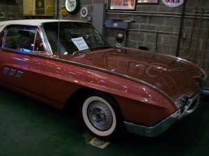 The first - a 1963 Ford Thunderbird