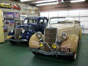 A few more classic Fords