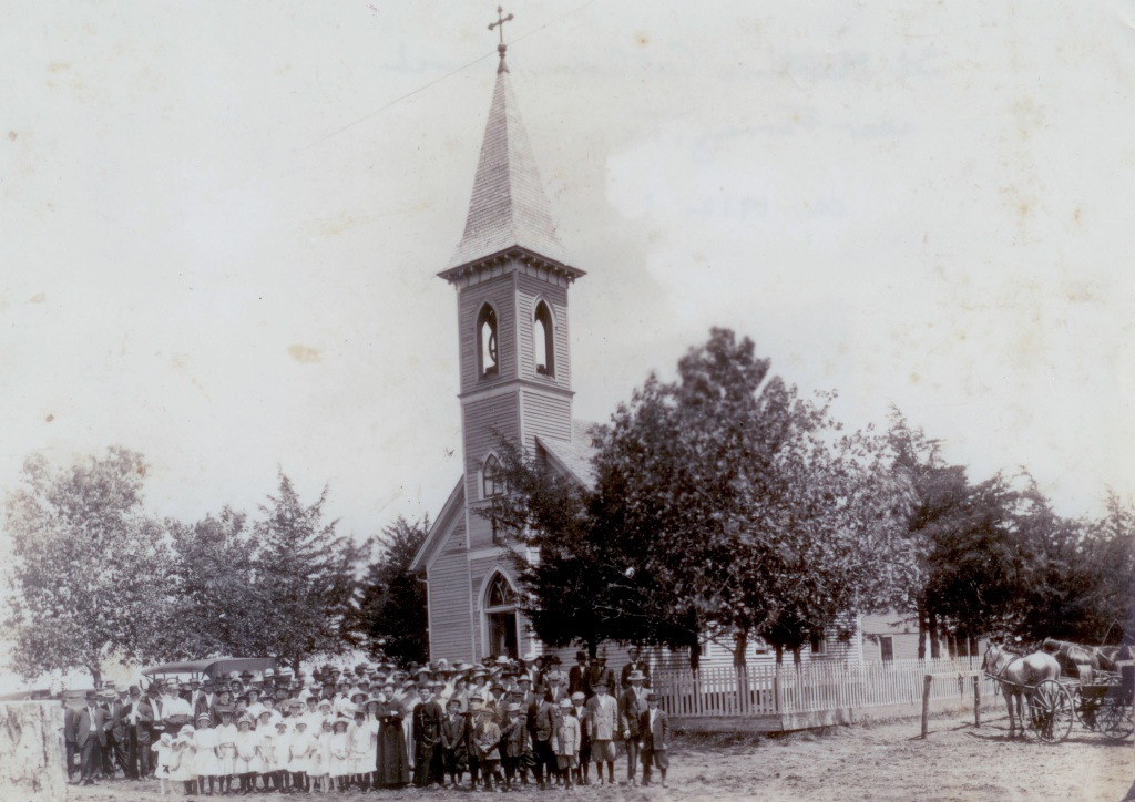 St. Martin's Church, 1891